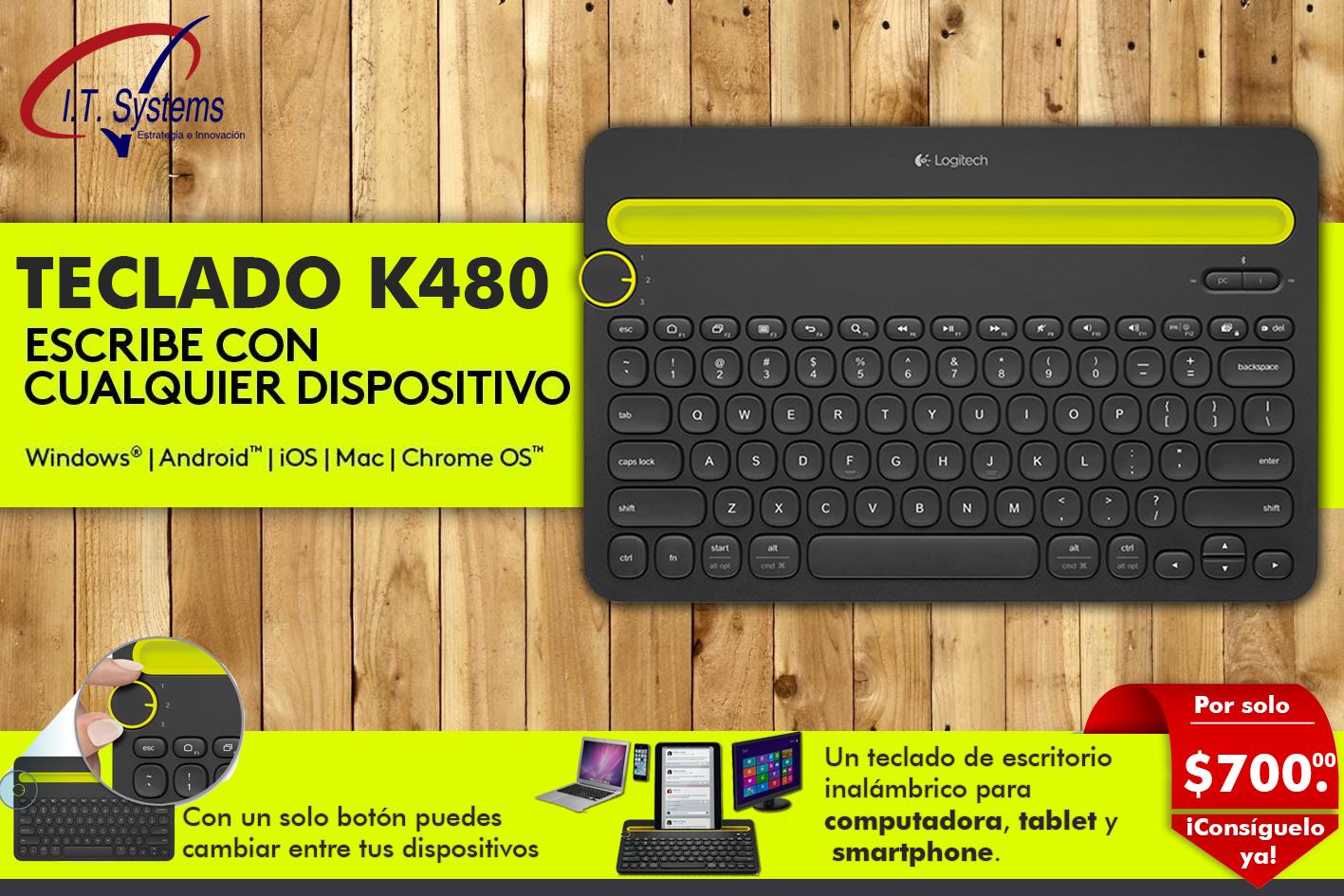 promo teclado